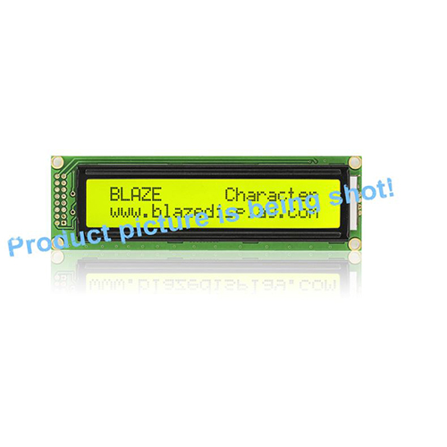 Символьный ЖК Индикатор BCB0801-C01