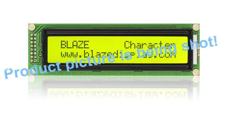 Символьный ЖК индикатор BCB1601-03C