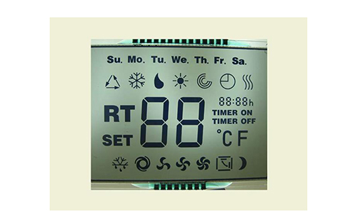 LCD Glass Panel