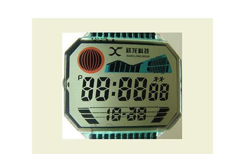 Panneau de verre d'affichage LCD HTN