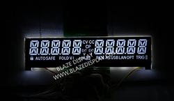 VATN Panneau d'affichage en verre