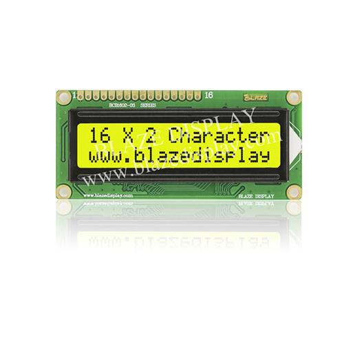 Module LCD à caractères série 16X2
