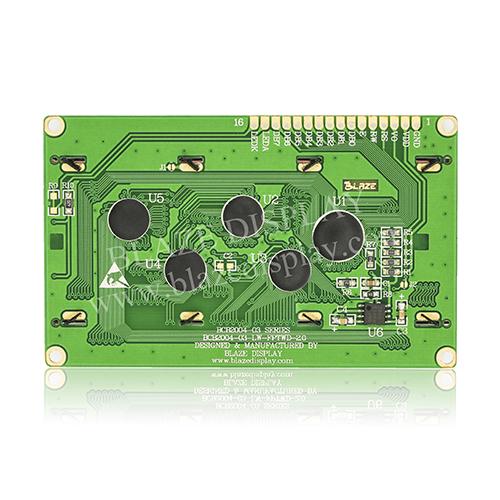 Module LCD à caractères série 20X1