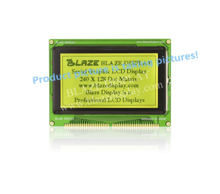 Pantalla Gráfica LCD BGB12232-06
