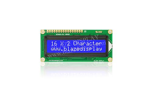 16x2 Serial Character LCD Module