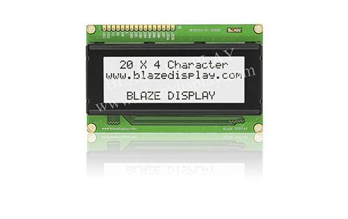 20x4 Serial Character LCD Module