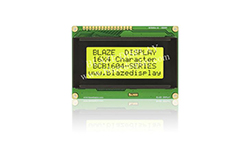 16x4 Serial Character LCD Module