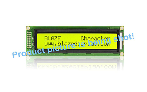160x32 Serial Graphic LCD Module