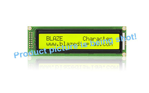 160x64 Serial Graphic LCD Module