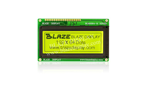 192x64 Serial Graphic LCD Module