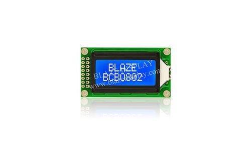 Module LCD à caractères série 8X2