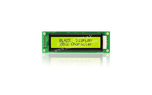 Module LCD à caractères série 20X2
