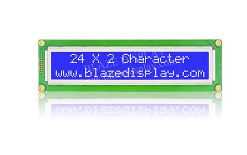Module LCD à caractères série 24X2