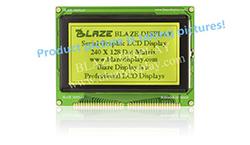 Module LCD graphique série 122X32