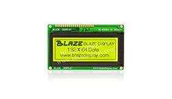 Module graphique LCD série 192x64