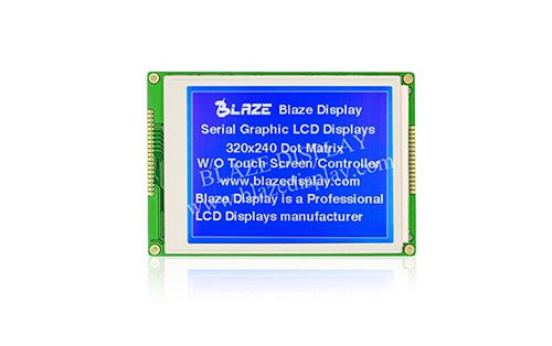 Module graphique LCD série 320x240